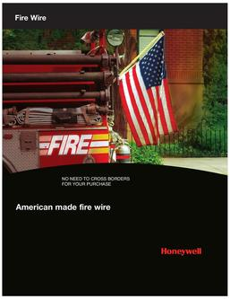 American Made Fire Wire