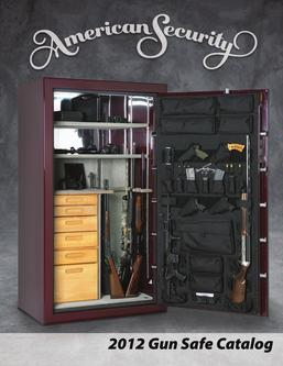 Door designs catalog in 2012 gun safes by american for Door design catalog