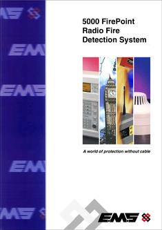 5000 FirePoint Radio Fire Detection System