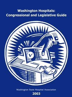 Washington Hospitals: Congressional & Legislative Guide