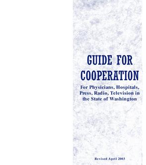 Guide for Cooperation