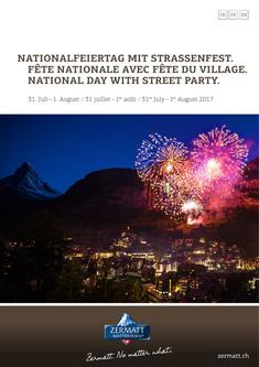 Swiss National Day 2017