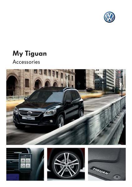 2011 tiguan accessories by volkswagen uk. Black Bedroom Furniture Sets. Home Design Ideas