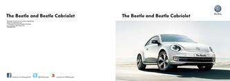 The Beetle and Beetle Cabriolet December 2013