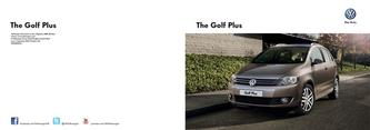 The Golf Plus 1 September 2013