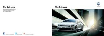 Scirocco price list 2013