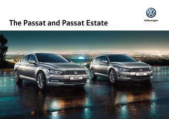 The Passat and Passat Estate 2016