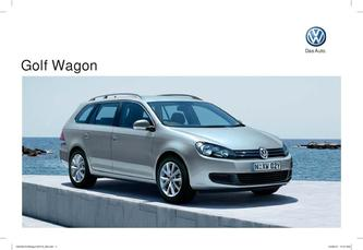 Golf Wagon 2013