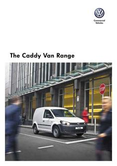 Caddy Maxi Van 2013