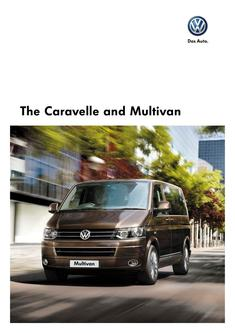 Caravelle and Multivan 2015