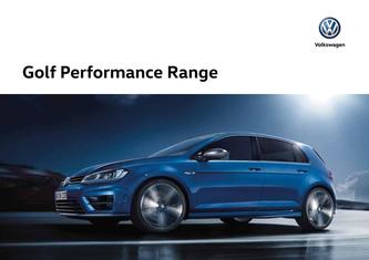 Golf Performance Range 2016