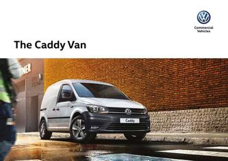 The Caddy Van 2016
