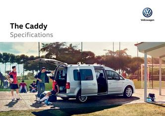 Caddy Specification 2019