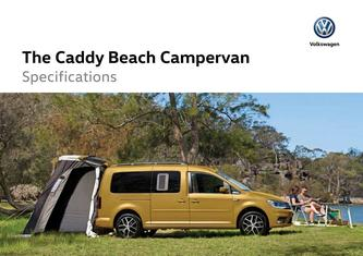 Specifications The Caddy Beach 2019