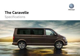Caravelle Specifications 2019