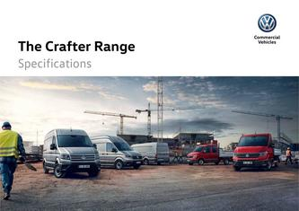 Crafter Specifications 2019