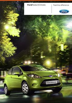 2011 Ford Fiesta ECOnetic