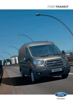 Ford All-New Transit 2013