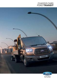 Ford All New Chassis Cabs 2014