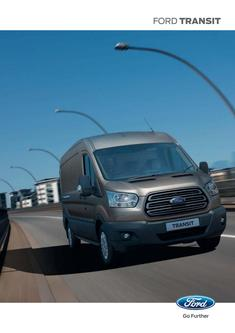 Ford All-New Transit Van 2014