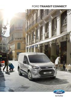 Ford All-new Transit Connect 2014