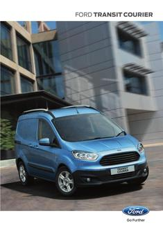 Ford New Transit Courier 2014
