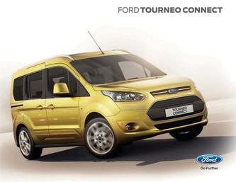Ford All-New Tourneo Connect 2014