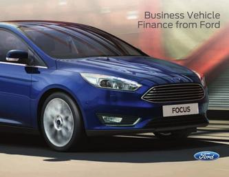 Business Vehicle Finance 2015