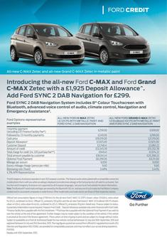 ford credit max family promotion 2015 by ford motor company limited uk. Cars Review. Best American Auto & Cars Review