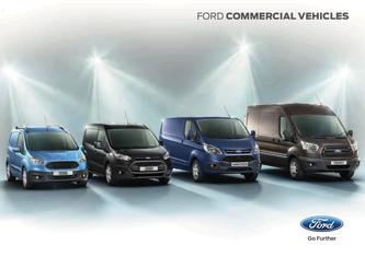 Commercial Vehicle Range 2015