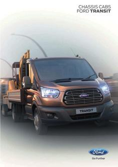 Transit Chassis Cab 2015