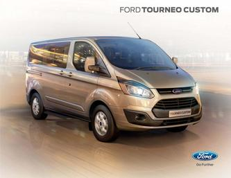 Ford Tourneo Custom 2015