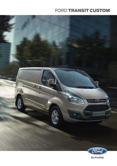 Ford Transit Custom 2015