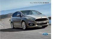 All-New S-MAX 2015