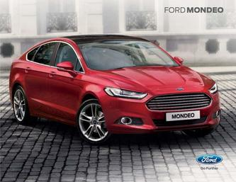 All-New Mondeo 2015