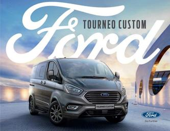 Tourneo Custom 2019