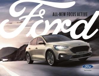 All-New Focus Active 2019