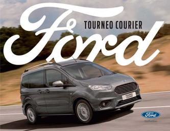 Tourneo Courier Brochure 2019
