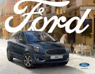 Ford Catalogs