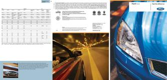 Ford Focus Brochure 2006