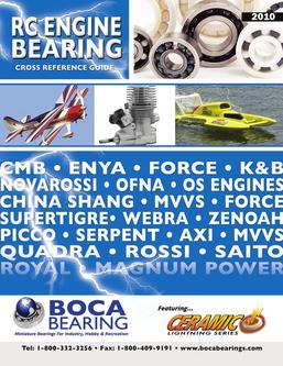 2010 rc engine bearing