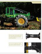 Grapple Skidders / Cable Skidders