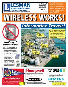 Industrial Wireless and Communications Systems 03/15/2012