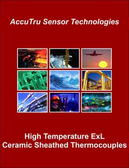 AccuTru High-Temp Ceramic-Insulated Extended Life Thermocouples