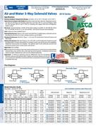 ASCO Solenoid Valves By Lesman Instrument Company - Asco red hat wiring diagram