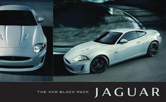 2011 Jaguar XKR Black Pack
