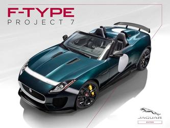 2015 Jaguar F-Type Project 7 Version 1