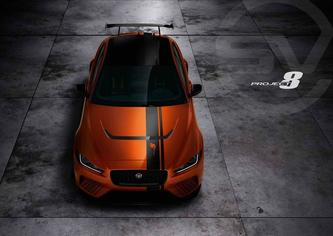2019 Jaguar XE Project 8