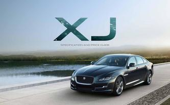 XJ Specification & Price Guide 2015