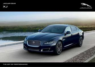 Jaguar XJ Accessories 2017